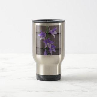Campanula-Garten-Pflanzen-Blumen-Blau Reisebecher