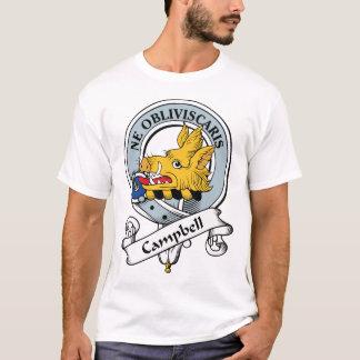 Campbell-Clan-Abzeichen T-Shirt