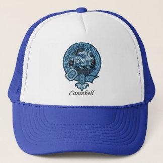 Campbell des Breadalbane Clan-Wappen Truckerkappe