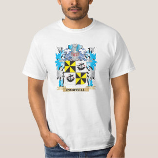 Campbell-- Wappen - Familienwappen T-Shirt