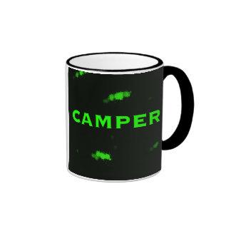 Camper-Tasse - für den Gamer in Ihrer Welt Ringer Tasse