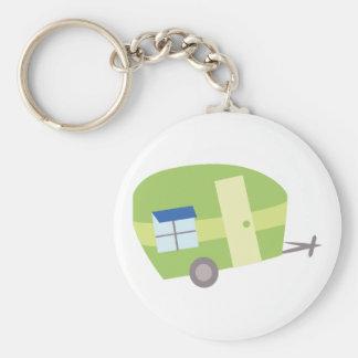 Campings-Anhänger Schlüsselanhänger