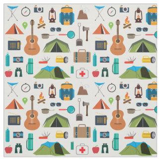 Campings-Ausrüstung Stoff