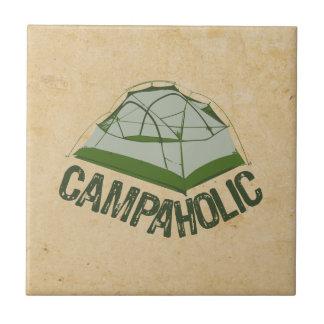 Campings-Zelt Keramikfliese