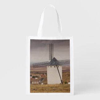 Campo de Criptana, antike La Mancha Windmühlen 4 Wiederverwendbare Einkaufstasche