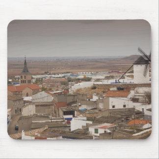 Campo de Criptana, antike La Mancha Windmühlen 6 Mousepad