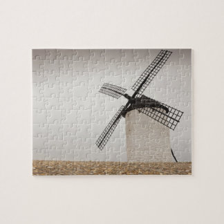 Campo de Criptana, antike La Mancha Windmühlen Puzzle