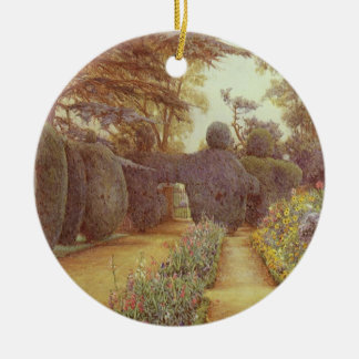 Campsea Ashe, Suffolk durch Ernst Arthur Rowe Keramik Ornament