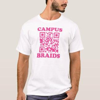 Campus flicht Unterzeichnungs-T-Stück T-Shirt