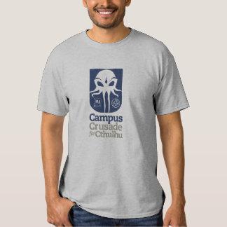Campus-Kreuzzug für Cthulhu Shirts