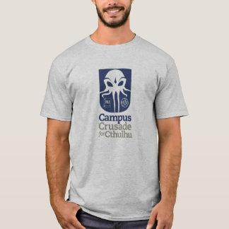 Campus-Kreuzzug für Cthulhu T-Shirt