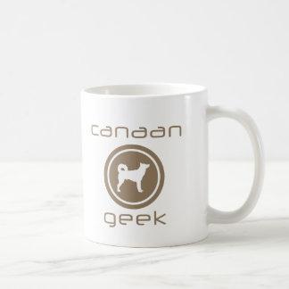 Canaan Hund Kaffeetasse