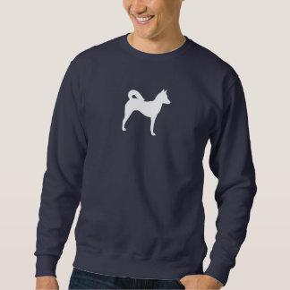 Canaan HundeSilhouette Sweatshirt