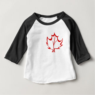 canada4 baby t-shirt