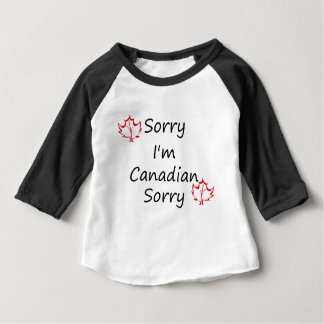 canada5 baby t-shirt