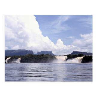 Canaima Lagune, Venezuela Postkarte