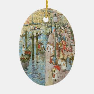 Canal Grande, Venedig durch Maurice Prendergast Keramik Ornament