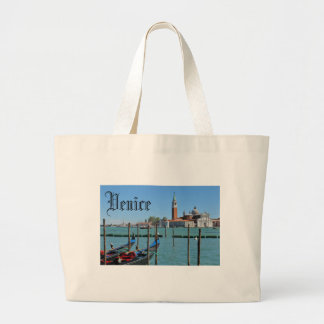 Canal Grande, Venedig, Italien Jumbo Stoffbeutel