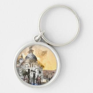 Canal Grande von Venedig Italien Schlüsselanhänger