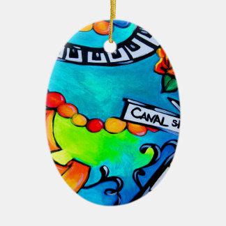 canalst keramik ornament