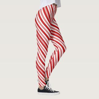 Candycane Leggings
