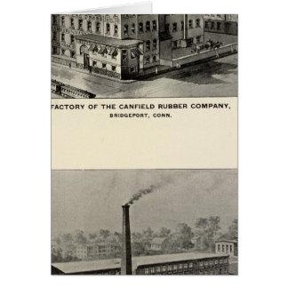 Canfield Gummi Co Karte