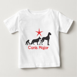 Canis Major Great Dane Baby T-shirt
