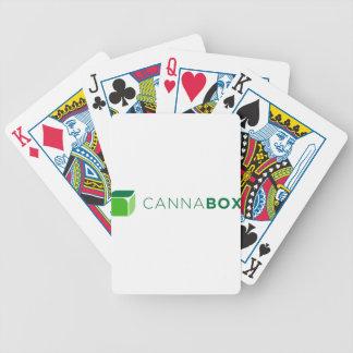 Cannabox Swag Bicycle Spielkarten