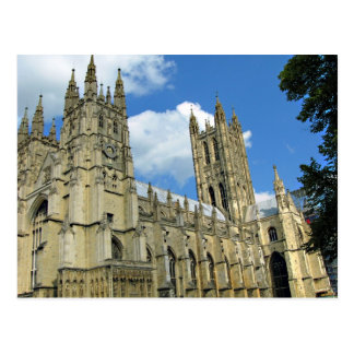 Canterbury Cathedral Postkarte