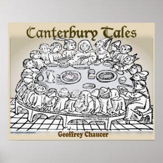 Canterbury-Geschichten Poster