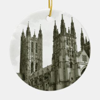 Canterbury Keramik Ornament