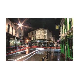 Canterbury-Stadt Leinwanddruck