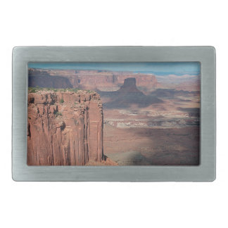 Canyonlands Rechteckige Gürtelschnalle