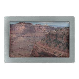 Canyonlands Rechteckige Gürtelschnallen