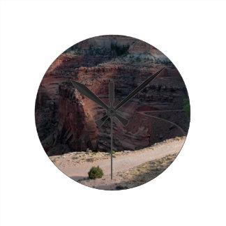 Canyonlands Runde Wanduhr