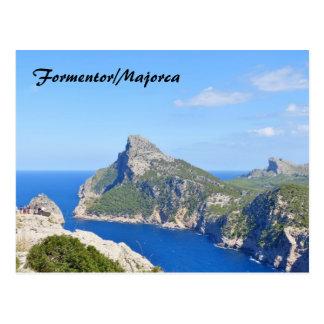Cap de Formentor - Mallorca-Postkarte Postkarte