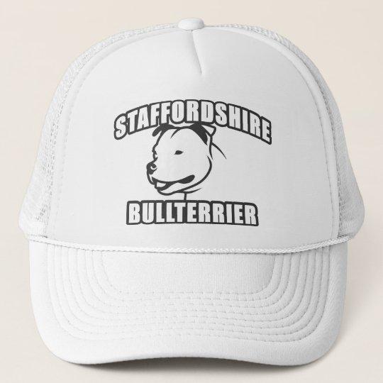CAP Staffbull Staffordshire Bullterrier Truckerkappe