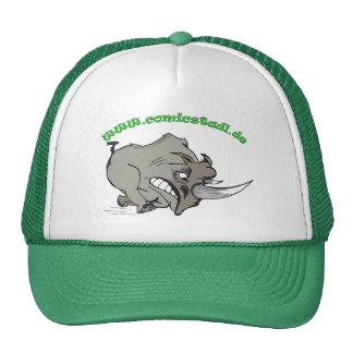 Cap wütendes Nashorn