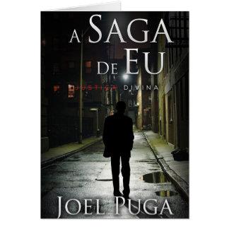 """Capa De """"Justiça Divina"""" por Joel Puga Karte"""