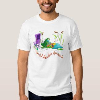 Cape Cod-Anästhesie-Frosch T Shirts