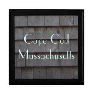 Cape Cod-Schindeln Erinnerungskiste