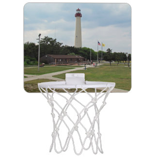 Cape May Leuchtturm Mini Basketball Ring