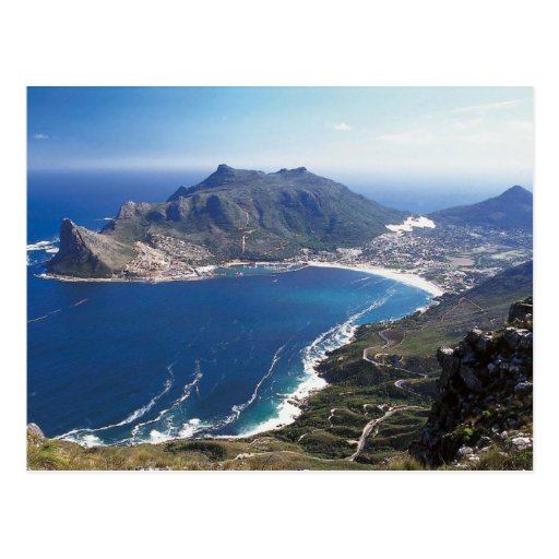 Cape Town Südafrika Postkarte