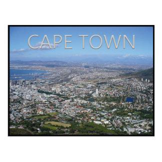 Cape Town - Südafrika-Postkarte Postkarte