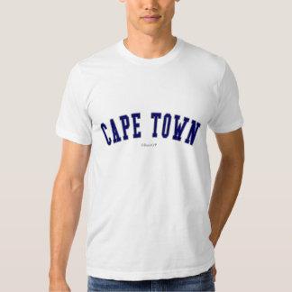 Cape Town T Shirt