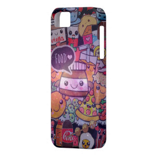 Capinha Food Love Barely There iPhone 5 Hülle
