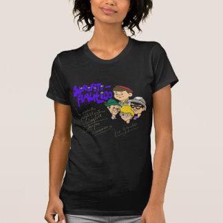 Capitán TAN, Locomotoro, Valentina y Tío Aquiles T-Shirt