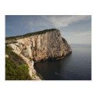 Capo Caccia, Alghero, Sardinien, Italien Postkarte