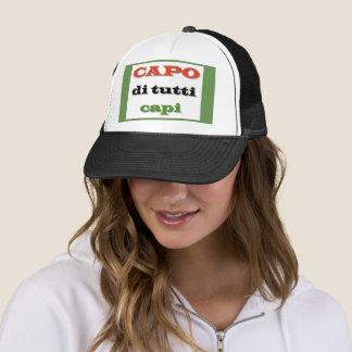 Capo/Chef 2 Truckerkappe
