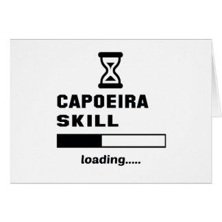 Capoeira Fähigkeit Laden ...... Karte